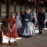 dancers in the Yellow Barn