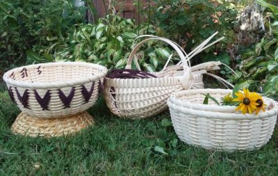 Baskets by Deb Hammond