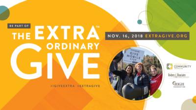 ExtraGive 2018 slideshow art