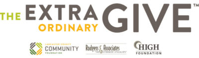 Extraordinary Give Horizontal Logo