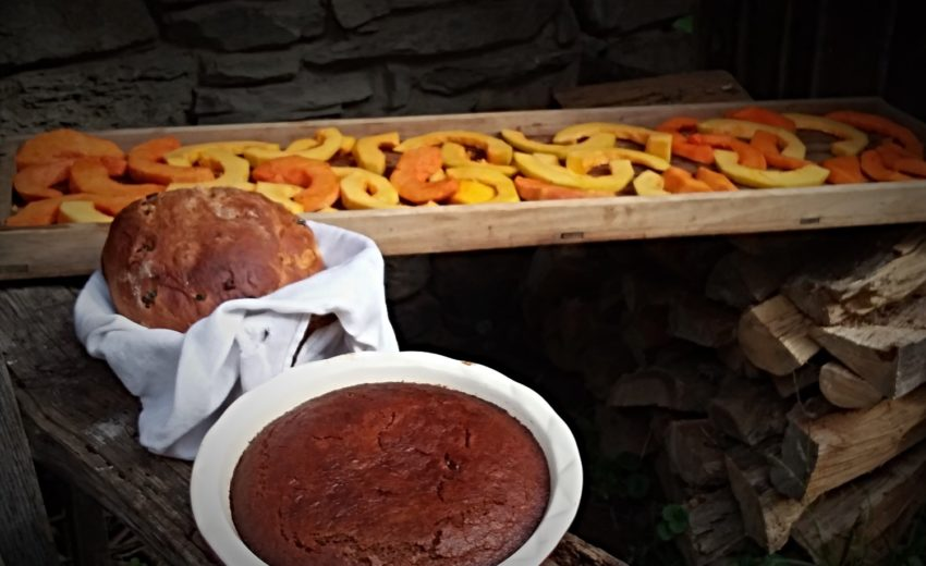Pie, Bread and Squash image