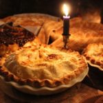 Pies from the bake oven